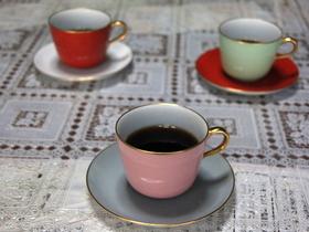 由美子の昼そば会席 コーヒー